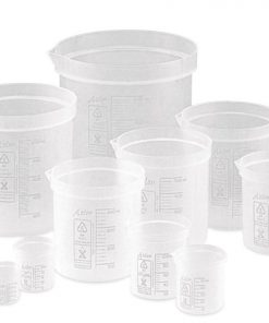 Beakers Plastic