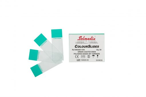 coloured_90_degrees_microscope_slides_green_mss9011gn