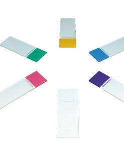 coloured_inkjet_printer_90_degrees_microscope_slides_pink_mss39011pk
